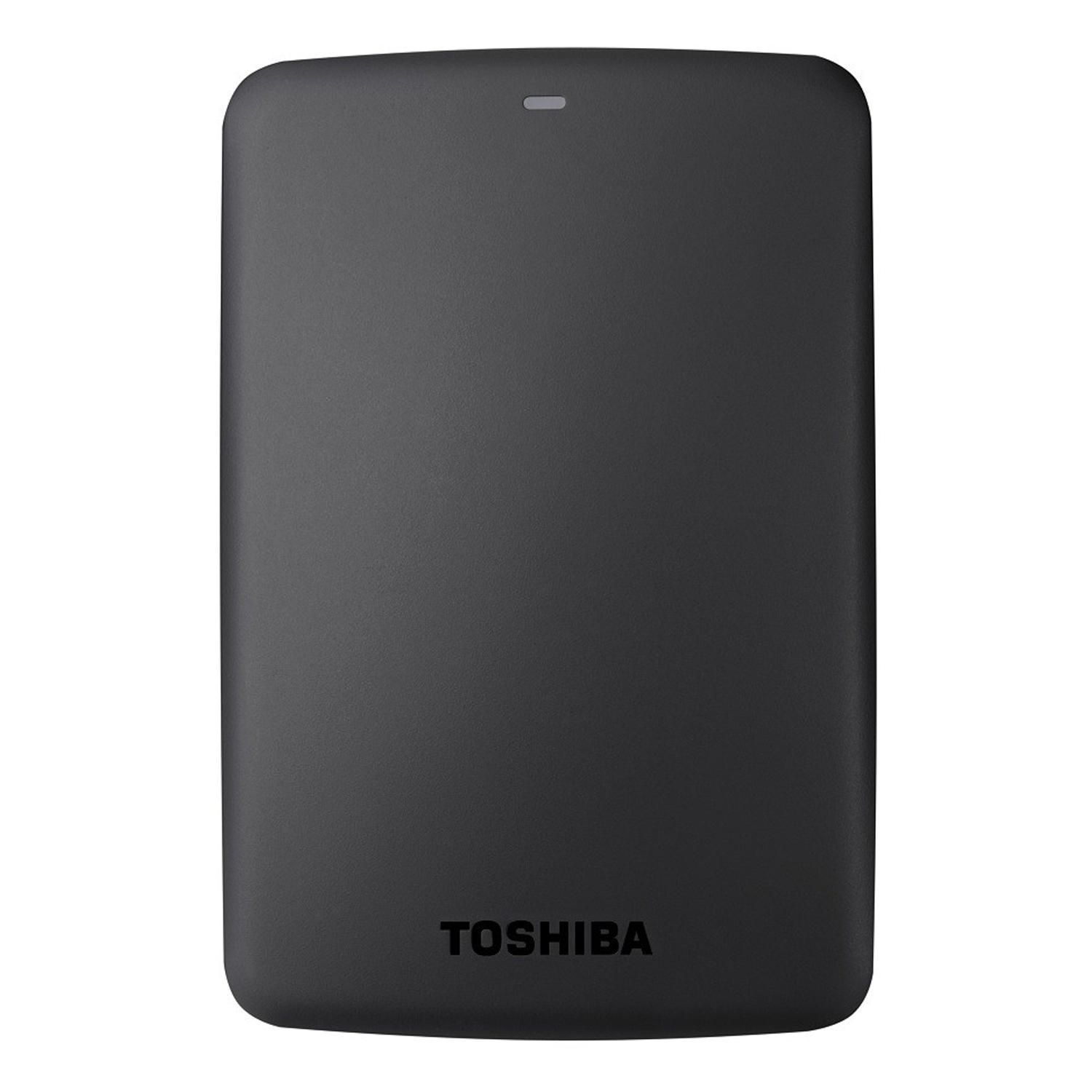 shop online for external hard drives walmart ca toshiba hdtb320xk3ca canvio basics 2tb usb 3 0 portable external hard drive