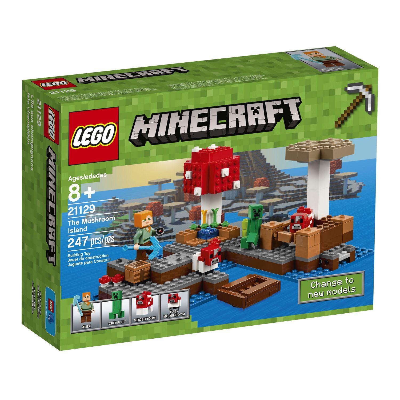 Toys kids games online toy store walmart canada lego minecraft the mushroom island 21129 negle Choice Image