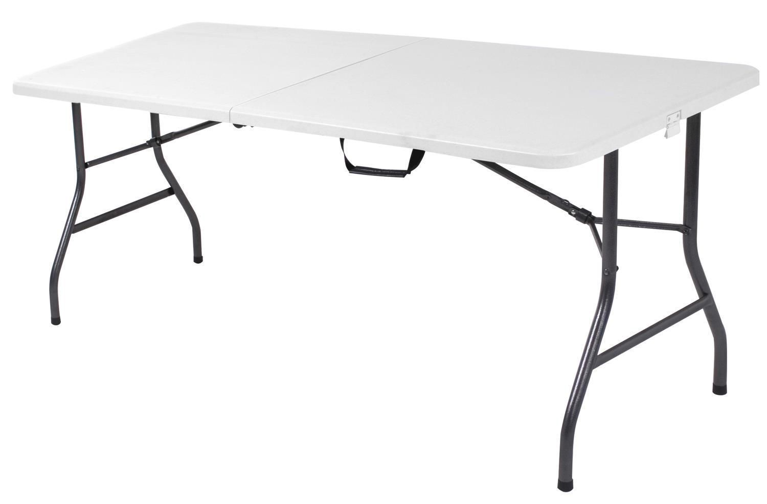 Cosco 6 Ft Centerfold Folding Table Canada - How Much Are Folding Tables At Costco Canada