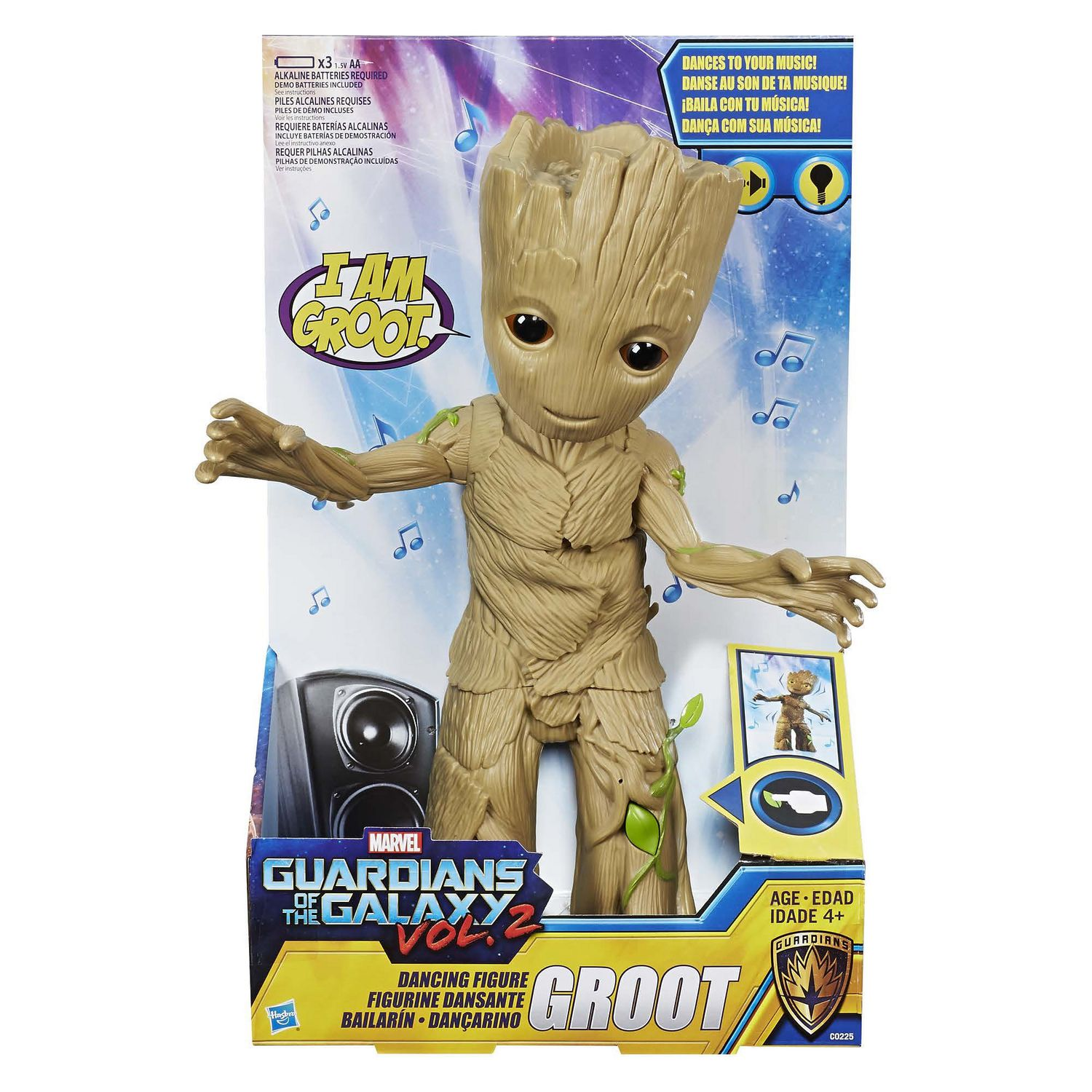 Top toys 2017 walmart canada marvel guardians of the galaxy dancing groot negle Images
