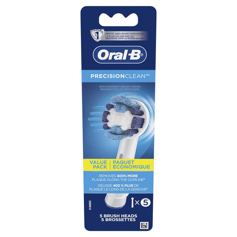 Brossette De Rechange Professional Precision Clean Du0027Oral B