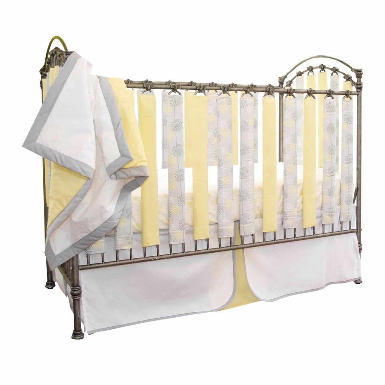 Crib for sale vernon bc - Wonder Bumpers Modern Nature Crib Set