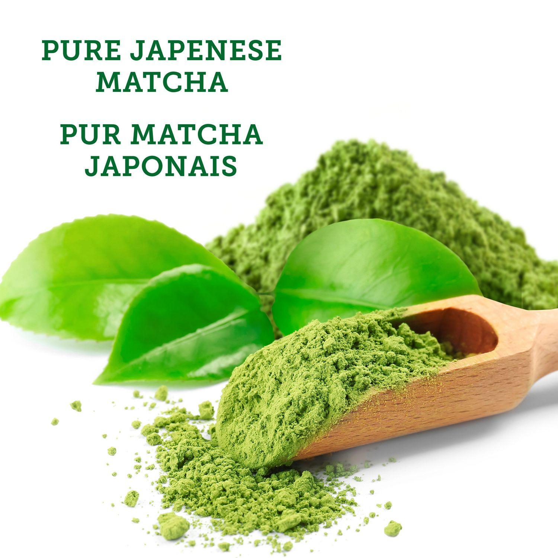 the vert macha lipton