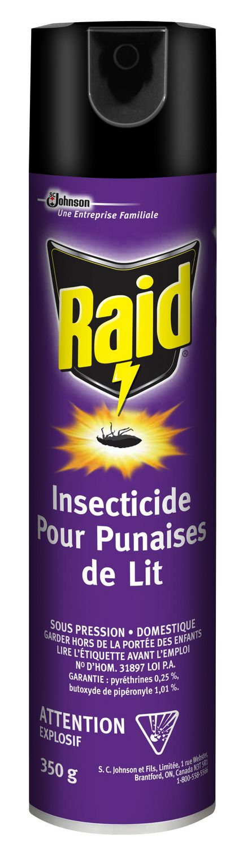 Insecticide Pour Punaises De Lit De Raidmd Walmart Canada