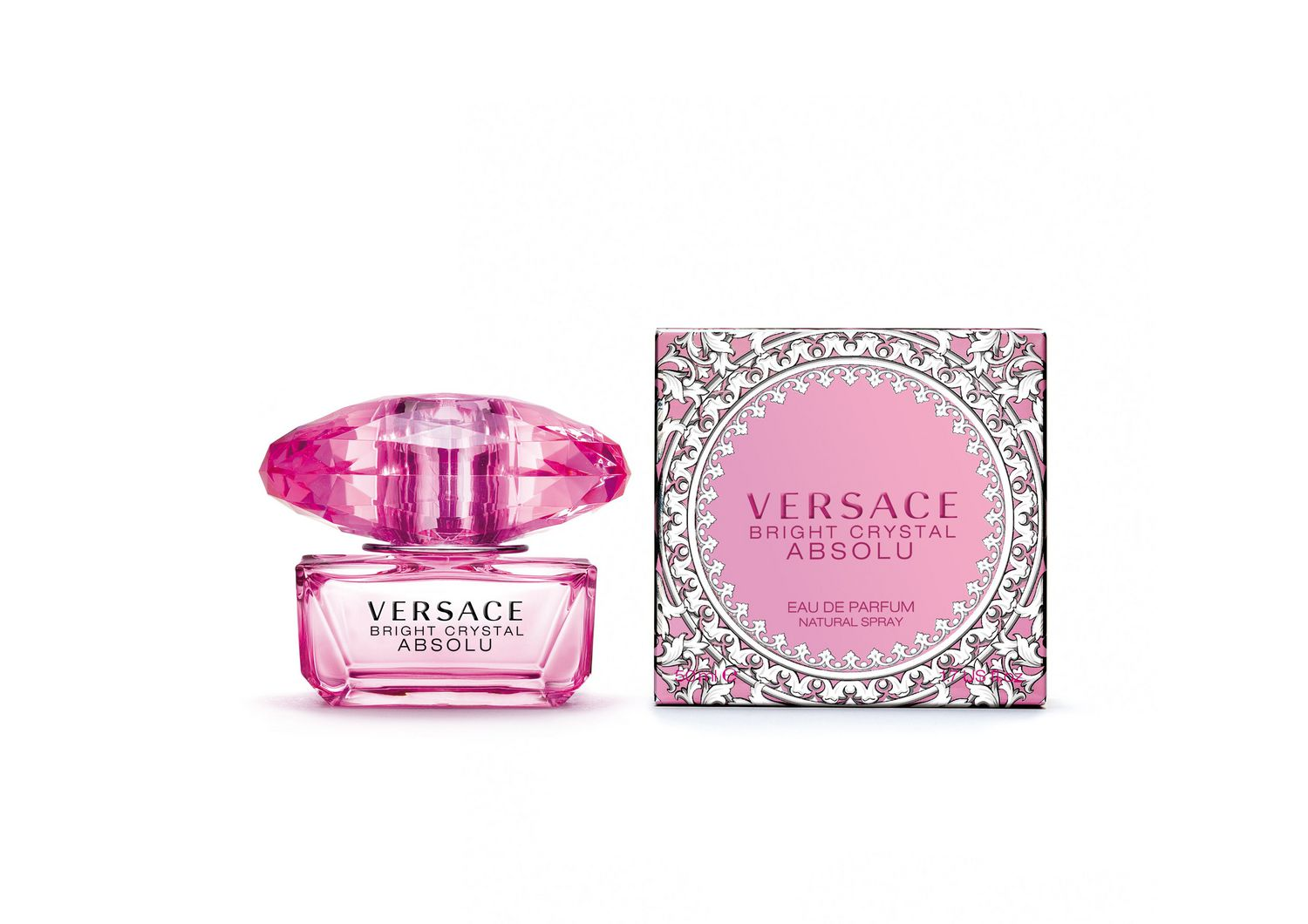f4a4b48afc Versace Bright Crystal Absolu Eau De Parfum Spray for Women 50 ml - image 1  of zoomed image