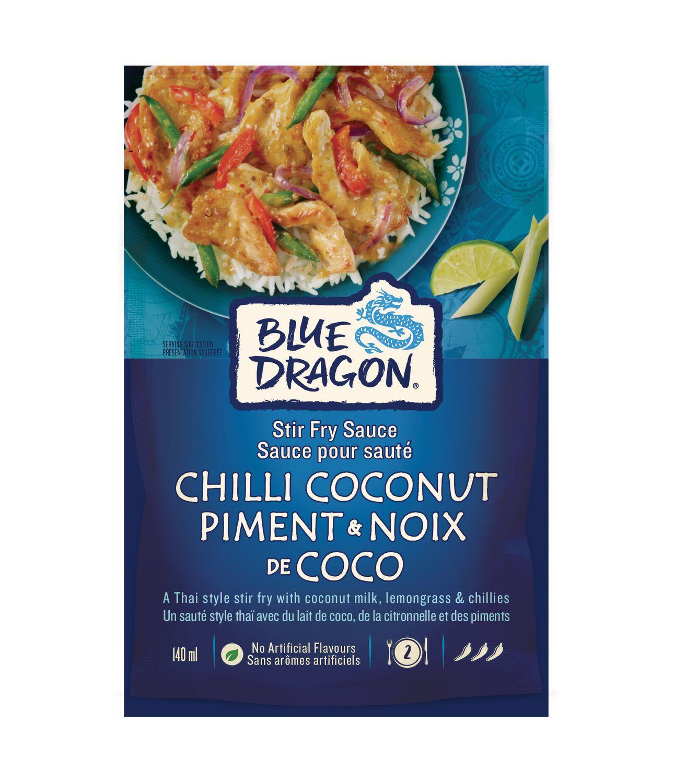 Blue Dragon Chili Coconut Stir Fry Sauce Walmart Canada