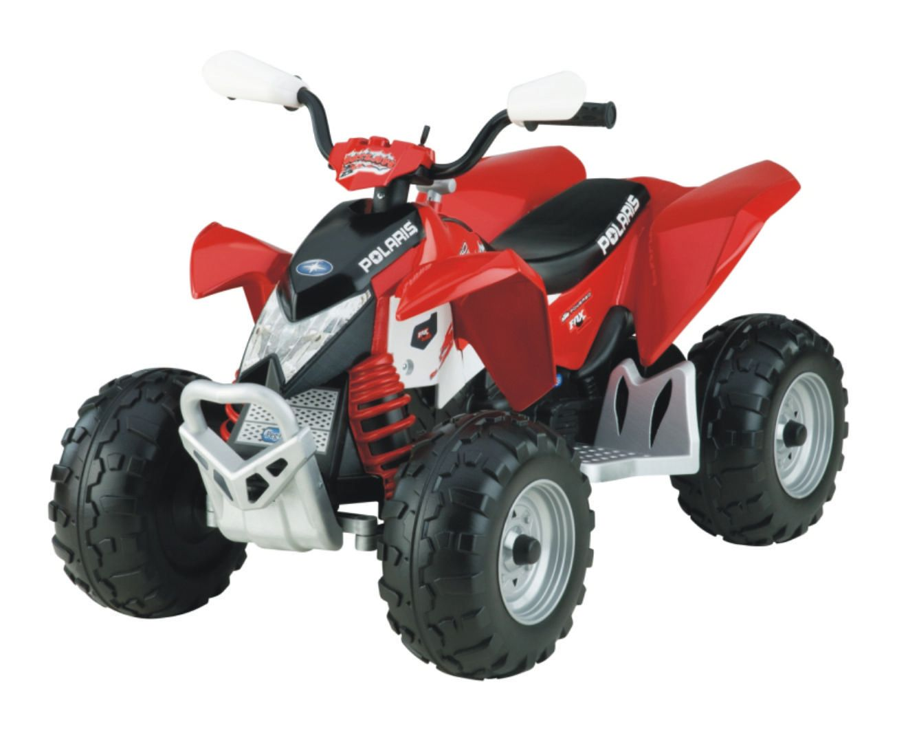 Peg Perego Polaris Outlaw Ride-on Vehicle - Red | Walmart Canada