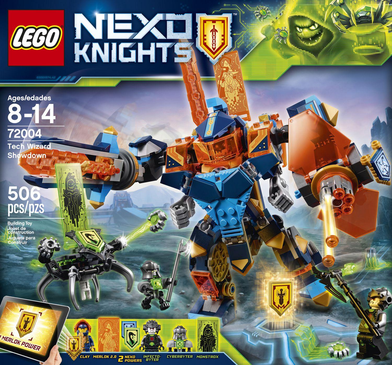 Knights Nexo Techno72004Walmart Magico L'attaque Canada 08mNnvw