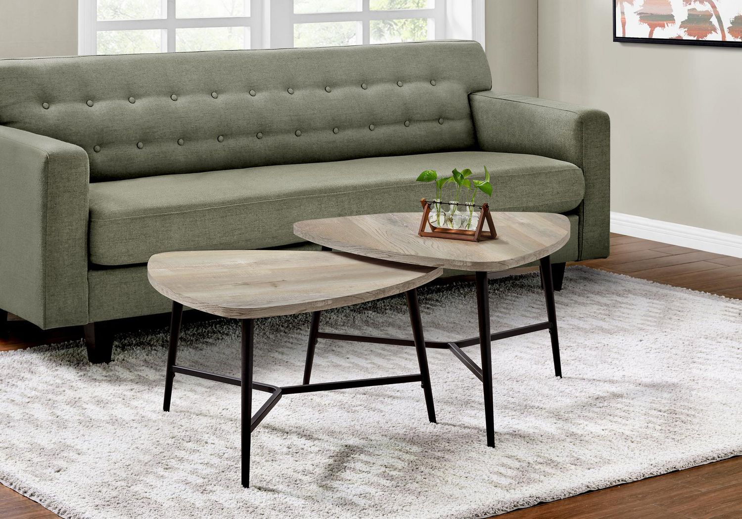 Monarch Specialties Coffee Table Set Walmart Canada
