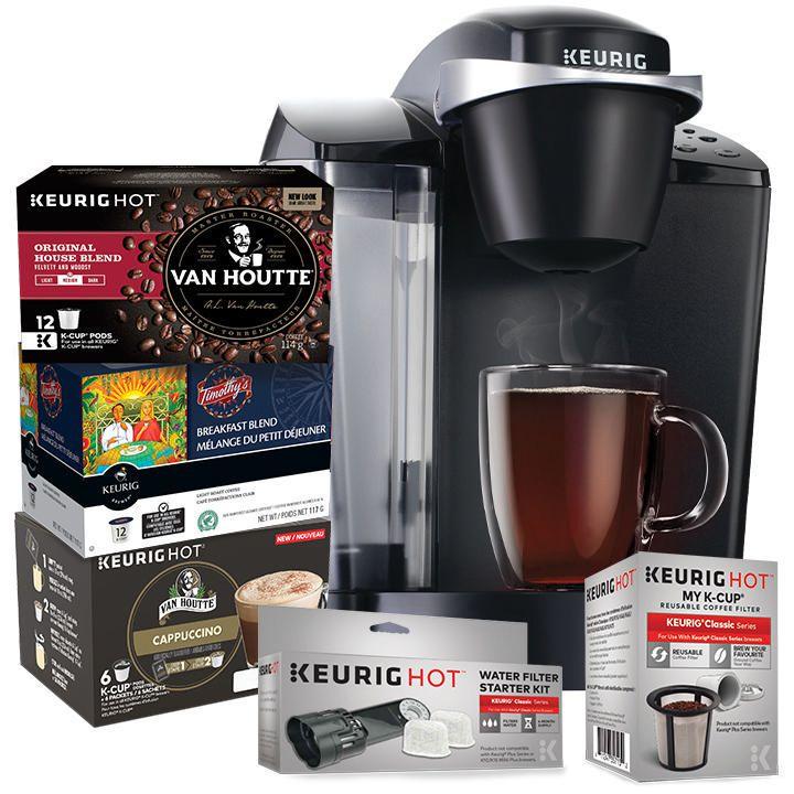 Keurig Hot K50 Bundle Pack Single Serve Coffee Maker ...