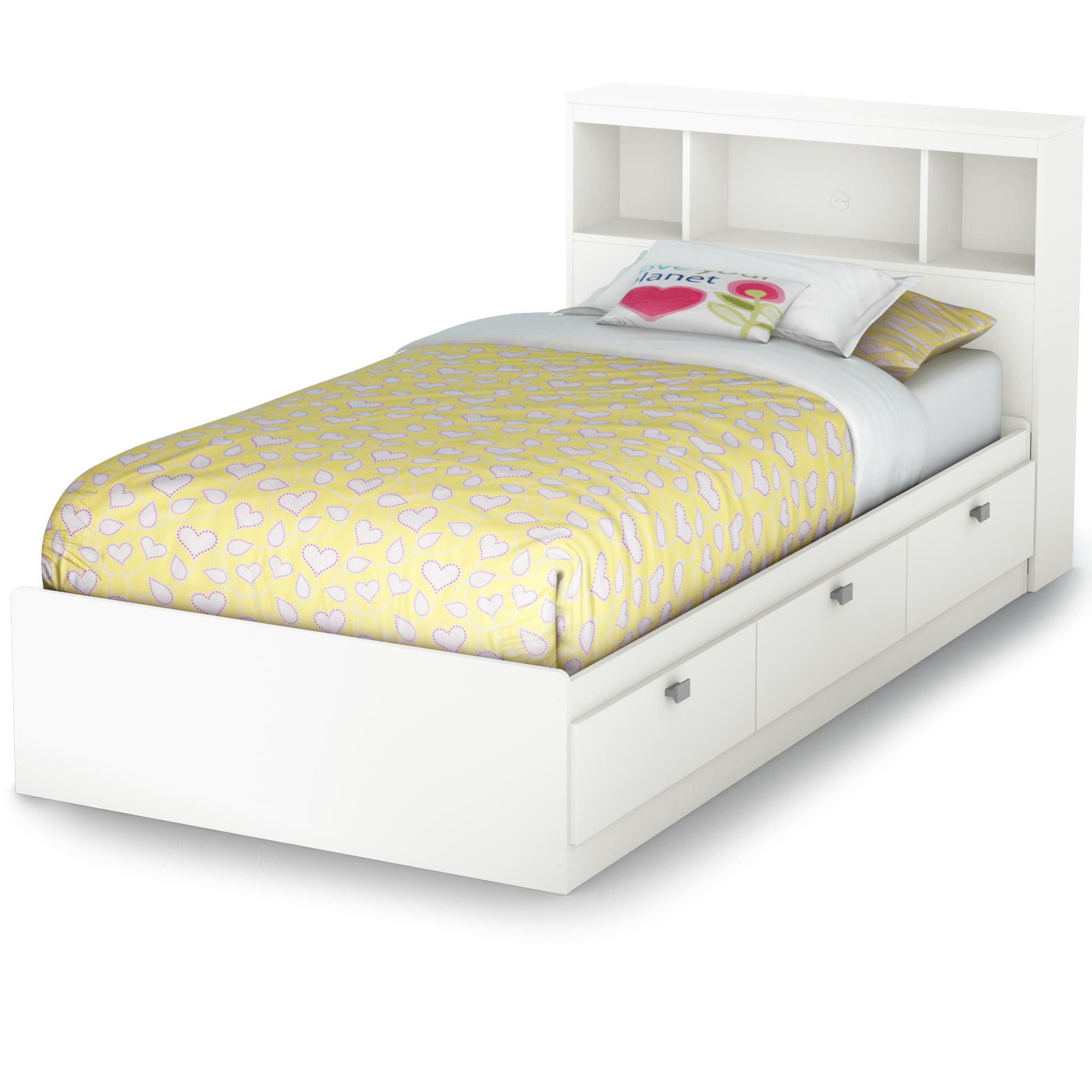 decorating bookcases bookcase bed trundle headboard drawers and twin gorgeous with underbed http storage captain