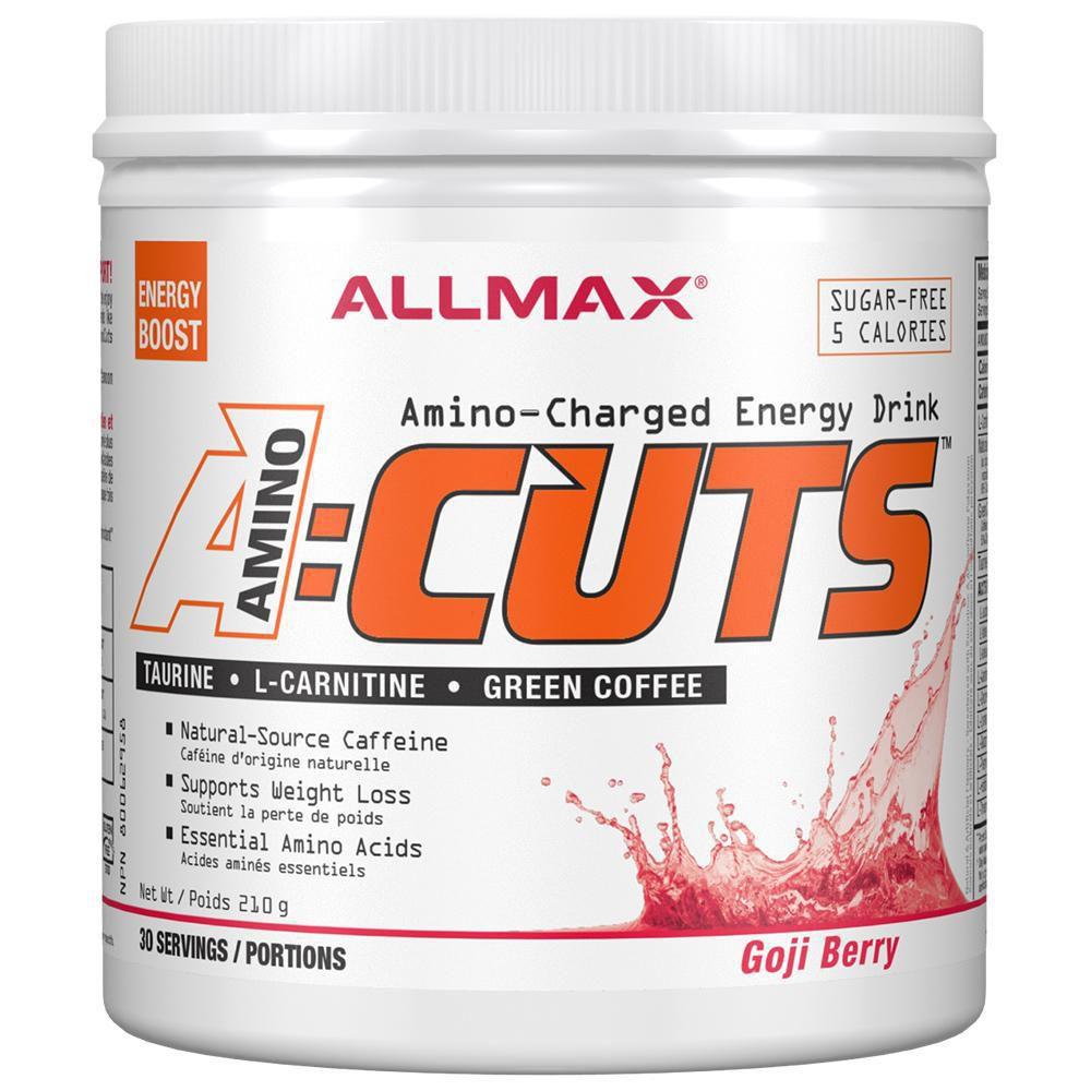 Allmax Aminocuts Gogi Berry Martini Energy Drink