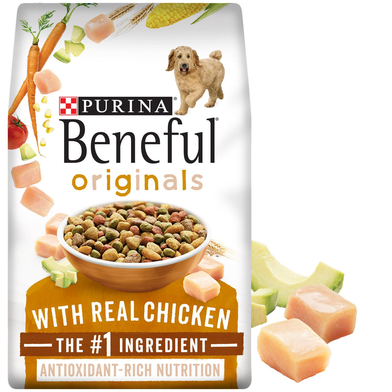 Purina Beneful Original with Chicken Dog Food
