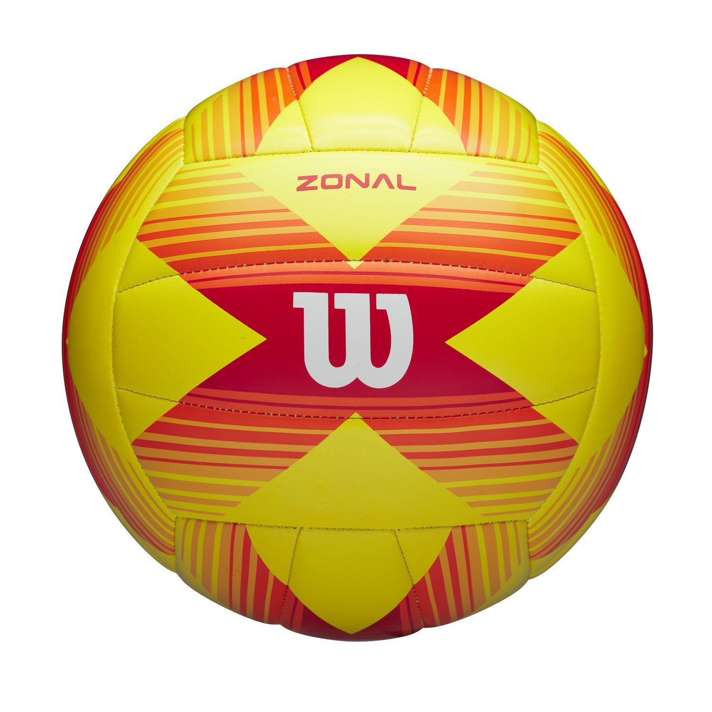 Wilson Zonal Volleyball Yellow Walmart Canada