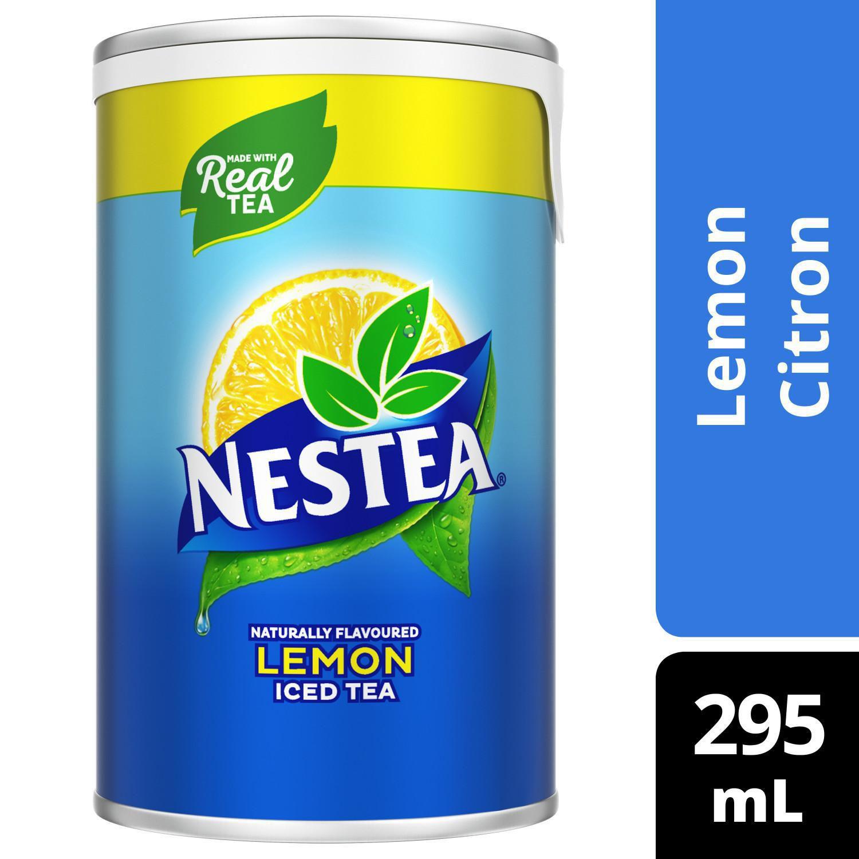 Nestea Natural Lemon Flavour Iced Tea Walmart Canada