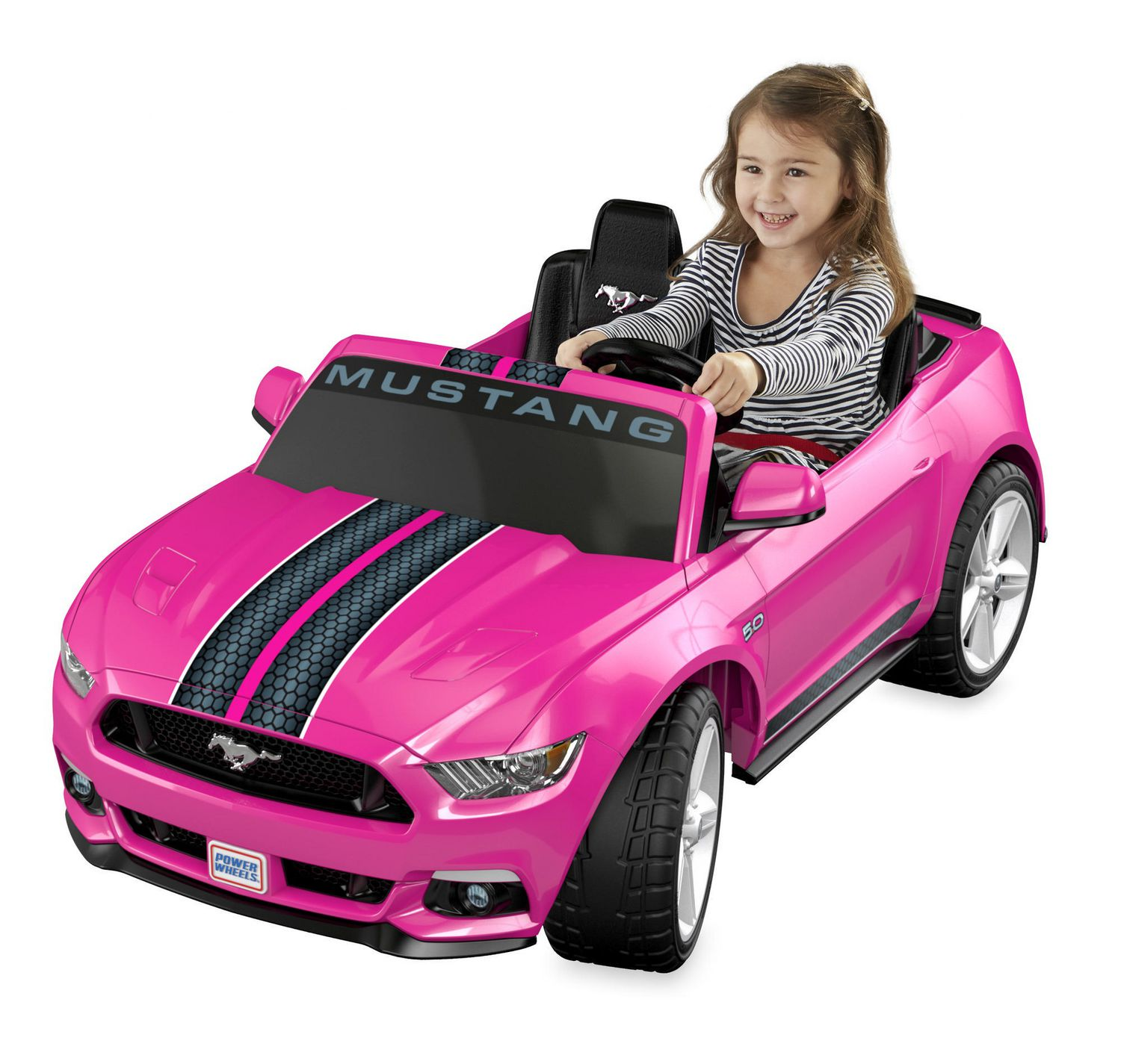 Power wheels smart drive mustang pink walmart canada