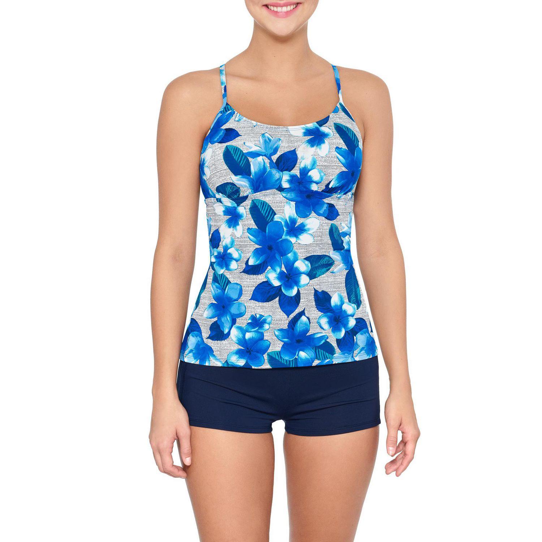 Krista Sport Women S Tankini Swim Top Walmart Canada