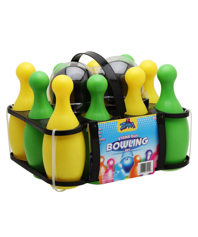 10 Pin Mini Bowling GREEN | Walmart Canada