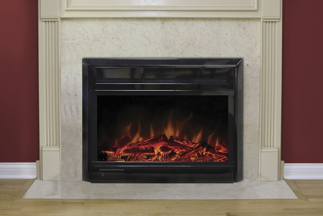 fireplace blaze guides blogs electric post video cover install blog modern inserts how an to insert installation