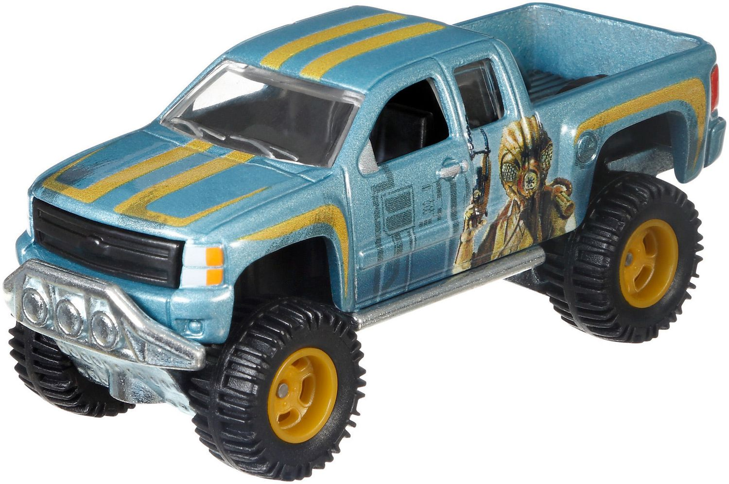 Hot Wheels Star Wars Zuckuss Chevy Silverado Off Road Vehicle Walmart Canada