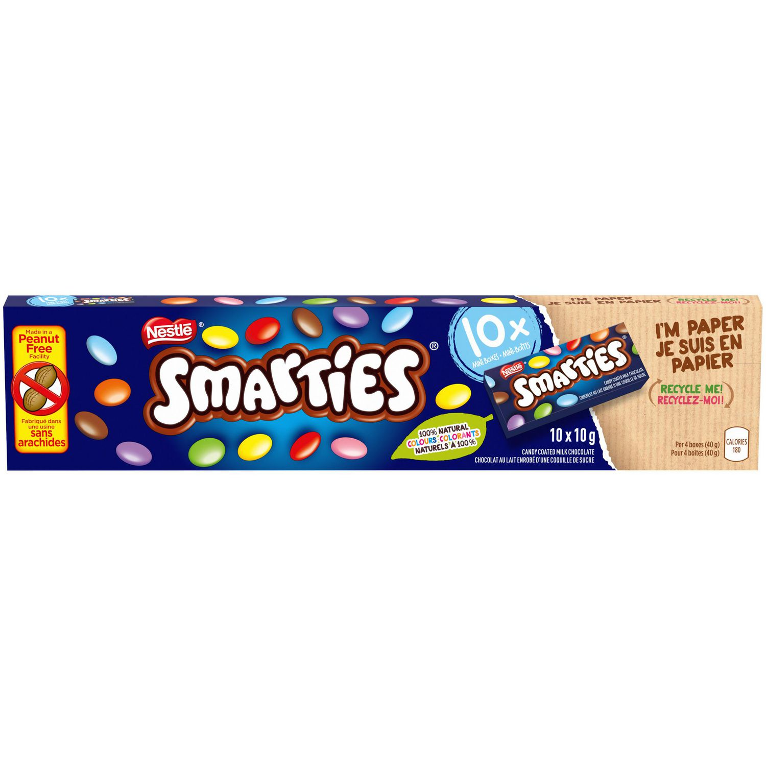 SMARTIES® Candy Coated Chocolates