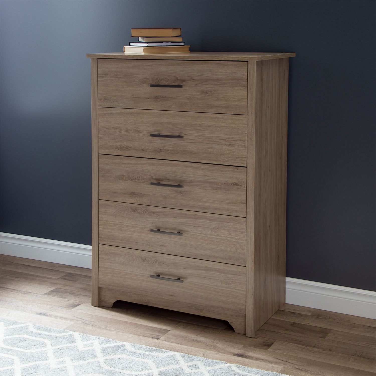 South Shore Fusion 5 Drawer Chest Walmart Canada