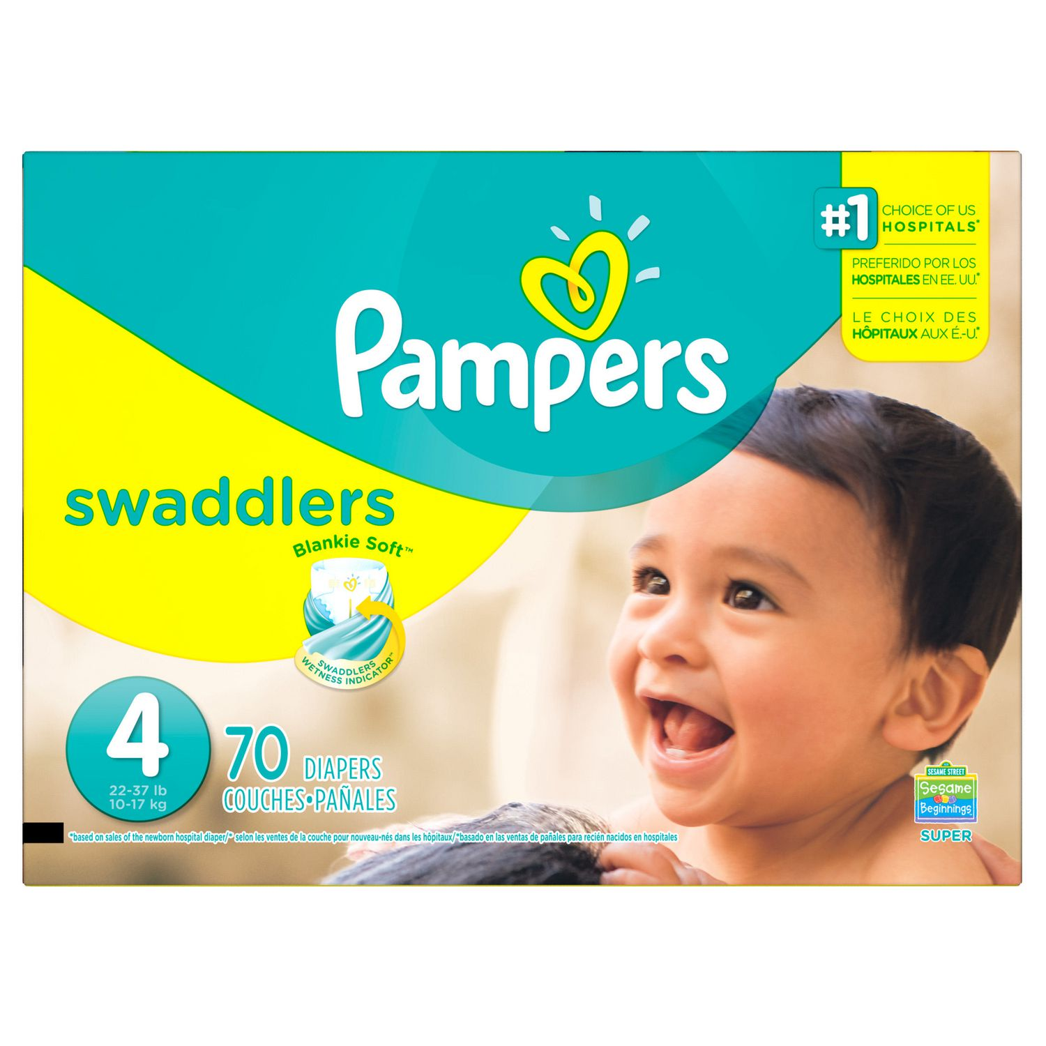 pampers swaddlers diapers super pack walmart canada