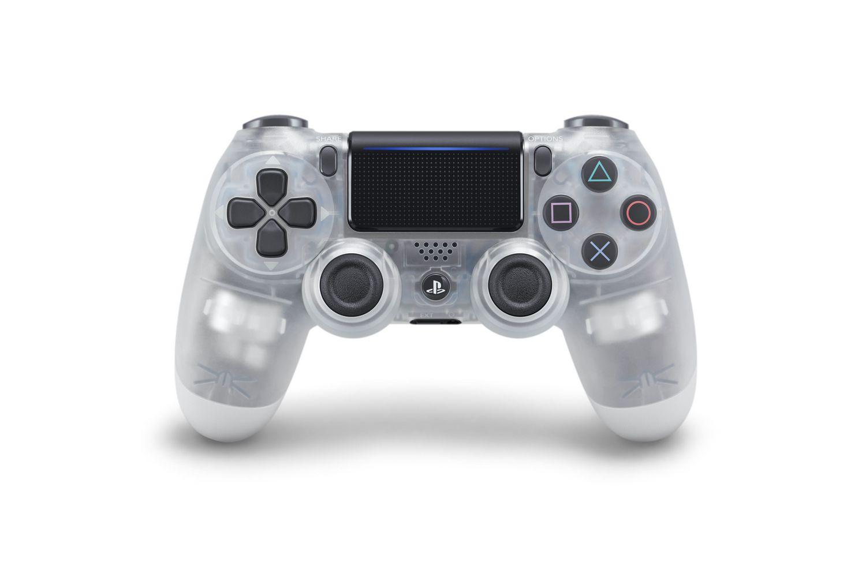 DUALSHOCK®4 Wireless Controller - Crystal (PS4) | Walmart Canada