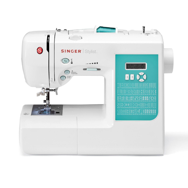 buy sewing machines online walmart singerreg stylist 7258 sewing machine