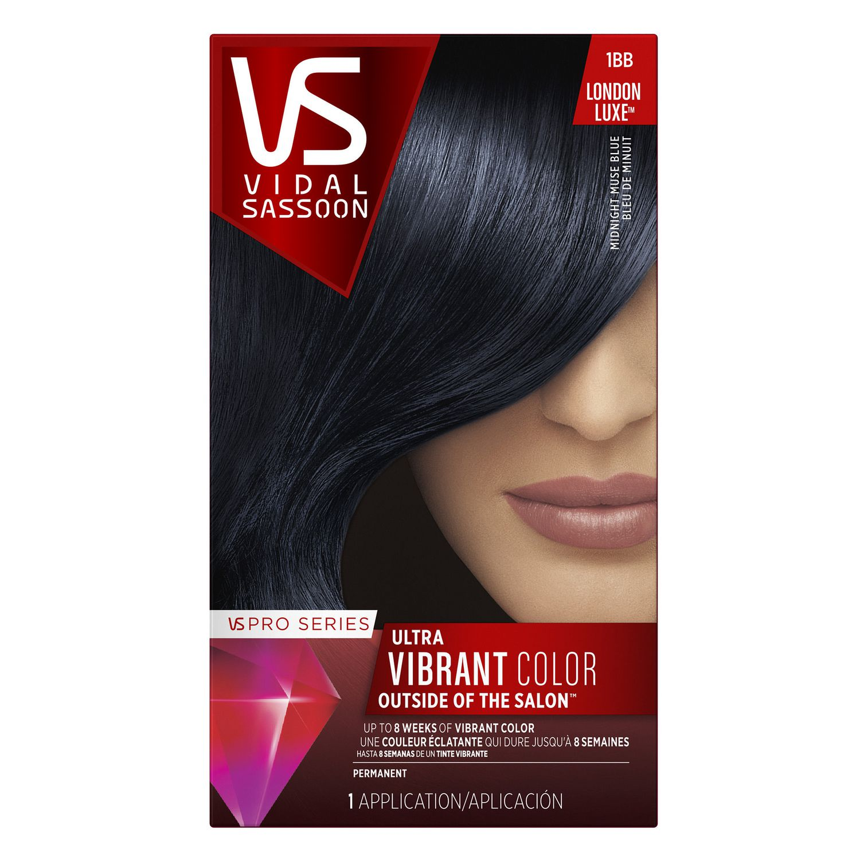 Vidal Sassoon Pro Series Permanent Hair Colour Walmart Canada