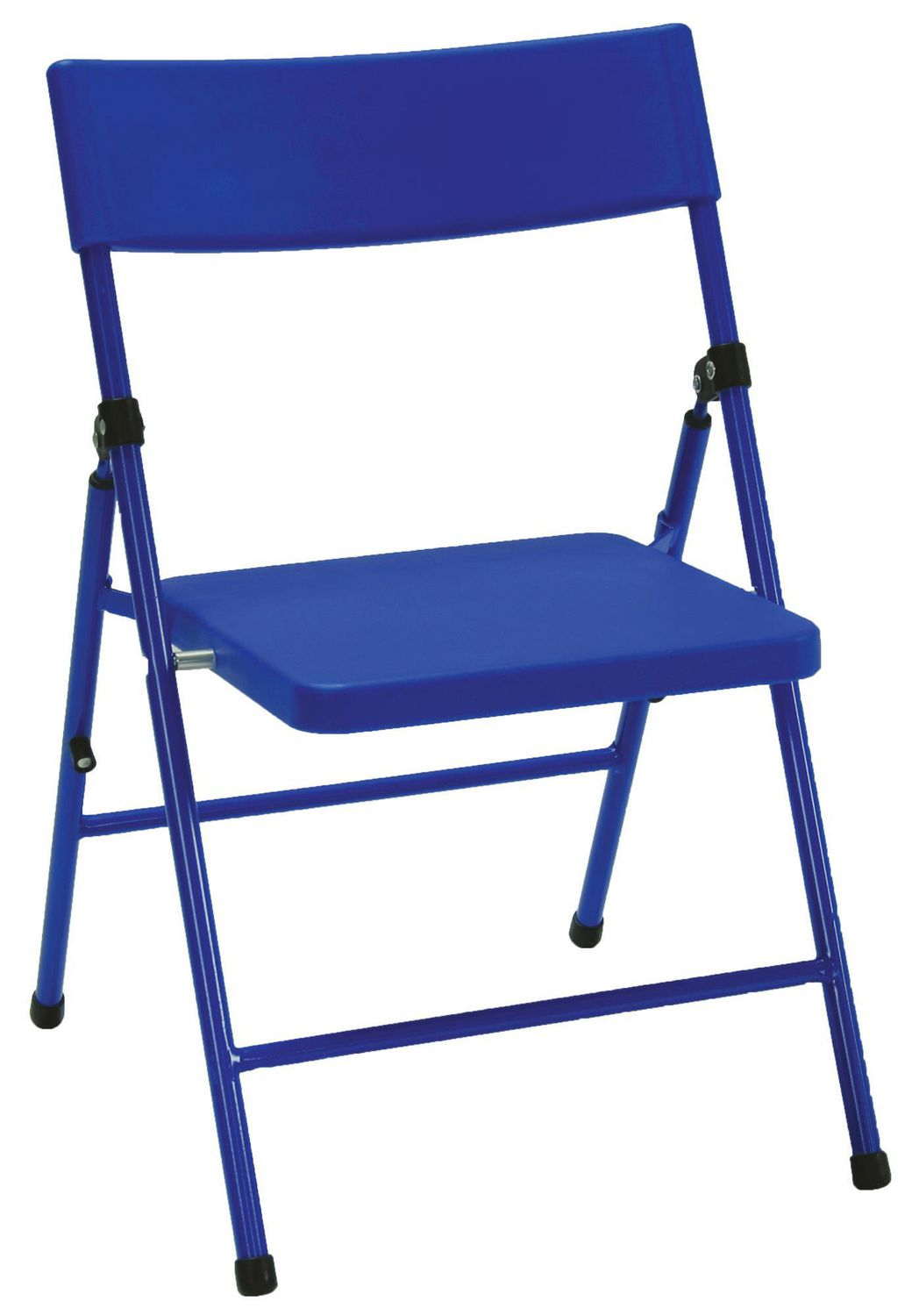 Safety First Children\'s Pinch-Free Folding Chair, Blue, (4-pack ...