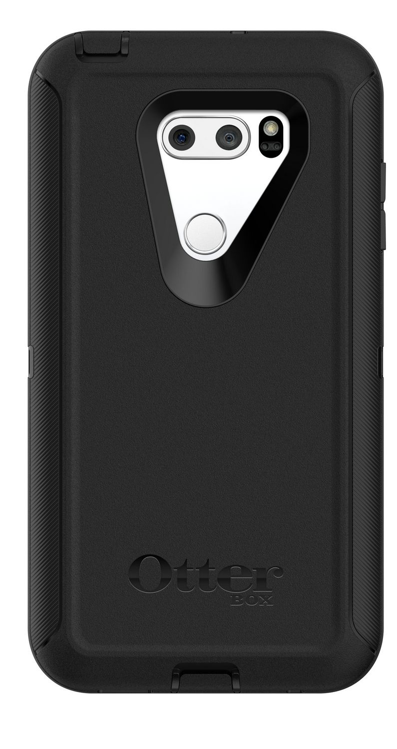the best attitude db435 b953d Otterbox Defender Case for LG V30