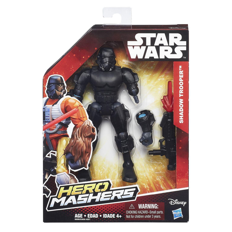 Star Wars Hero Mashers Shadow Trooper Figure Hasbro B6696AS0