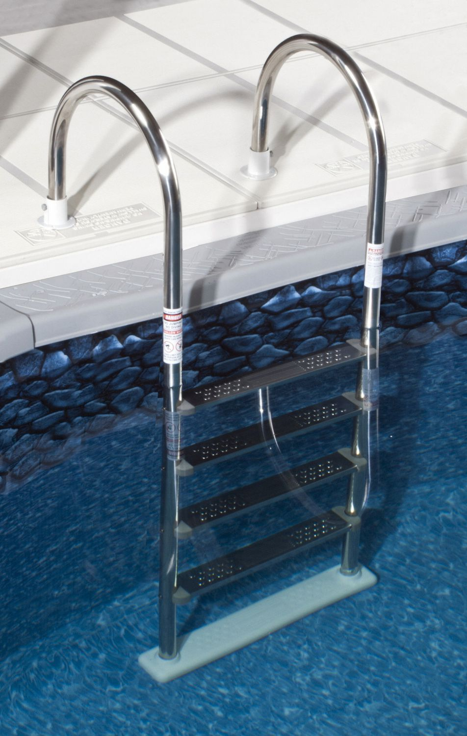Blue Wave Premium Stainless Steel In Pool Ladder For Above Ground Pools |  Walmart Canada