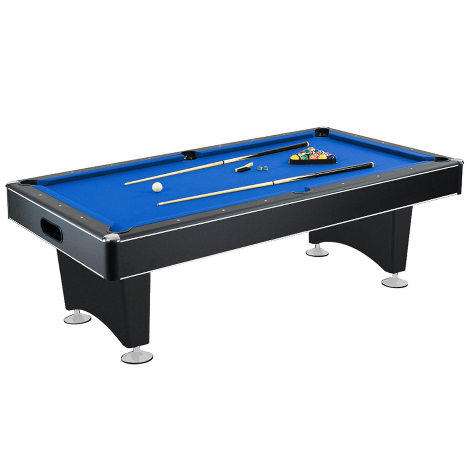 commercial rasson table pool challenger billiard pro