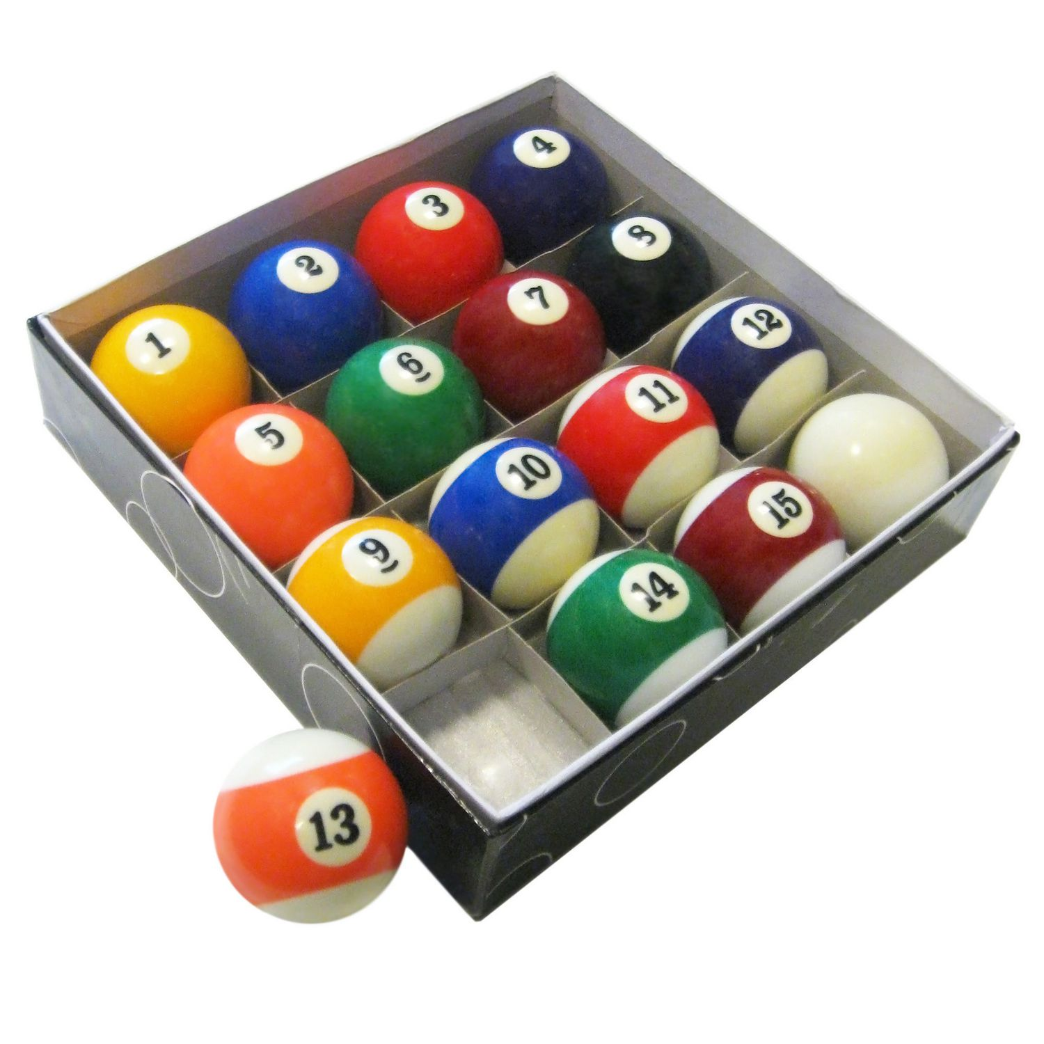 table set pool item by billiard francescomilanese balls for sale image