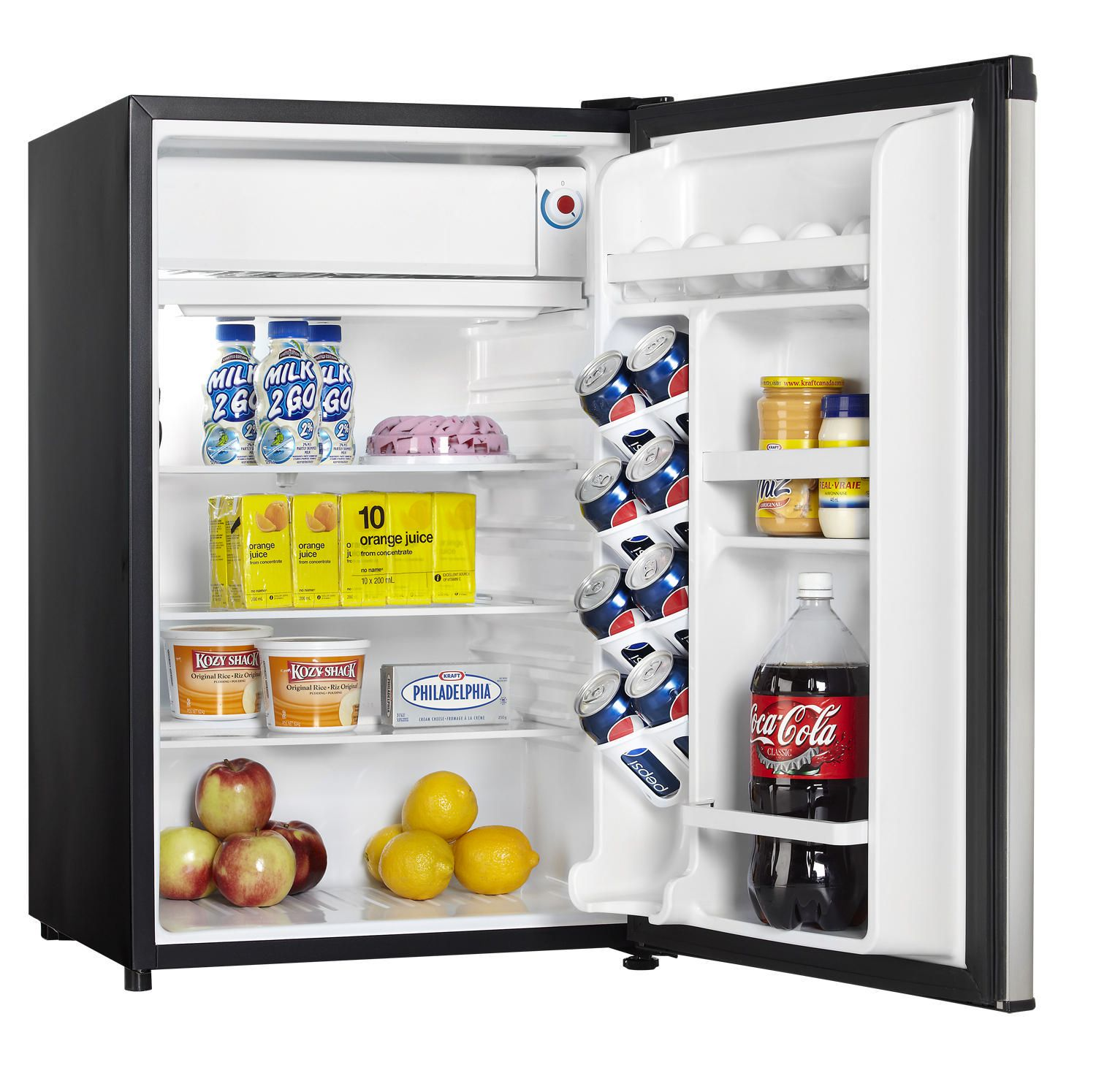 compact walmartca - Glass Front Mini Fridge