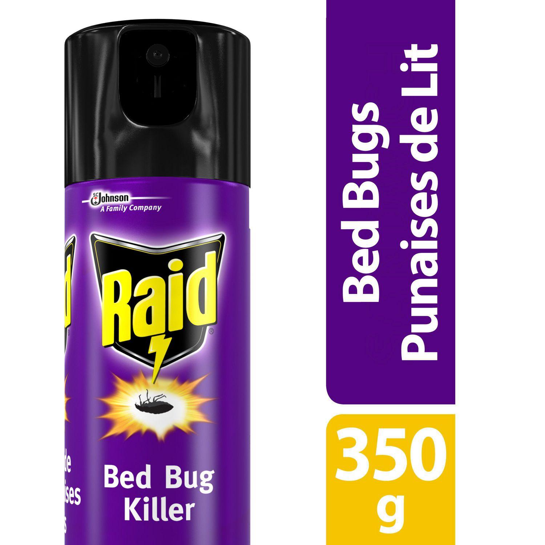 Raid Bed Bug Insect Killer Spray 350g Walmart Canada