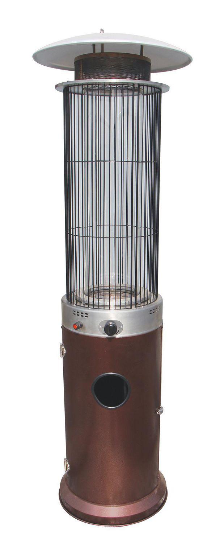 Paramount Venturi Bronze Spiral Flame Heater