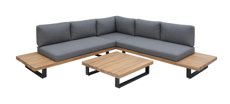 Patioflare Haven Corner Sofa Set