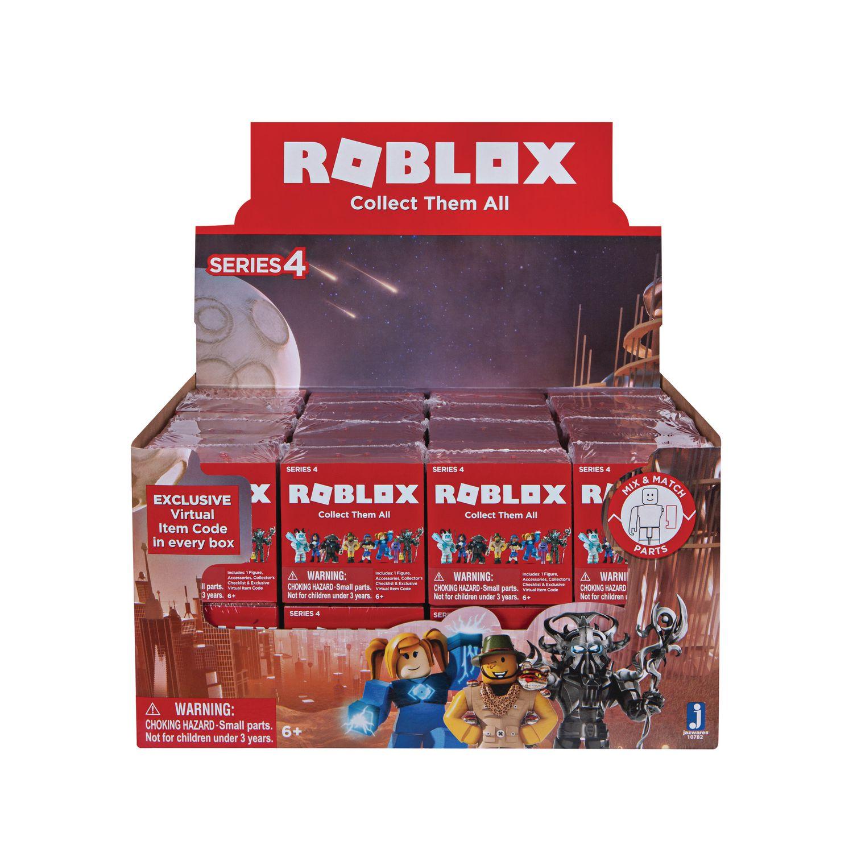 Roblox Blind Bag Series 4 Walmart Canada