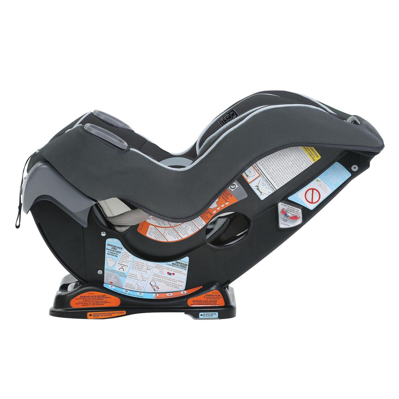 GracoR Extend2FitTM Convertible Car Seat