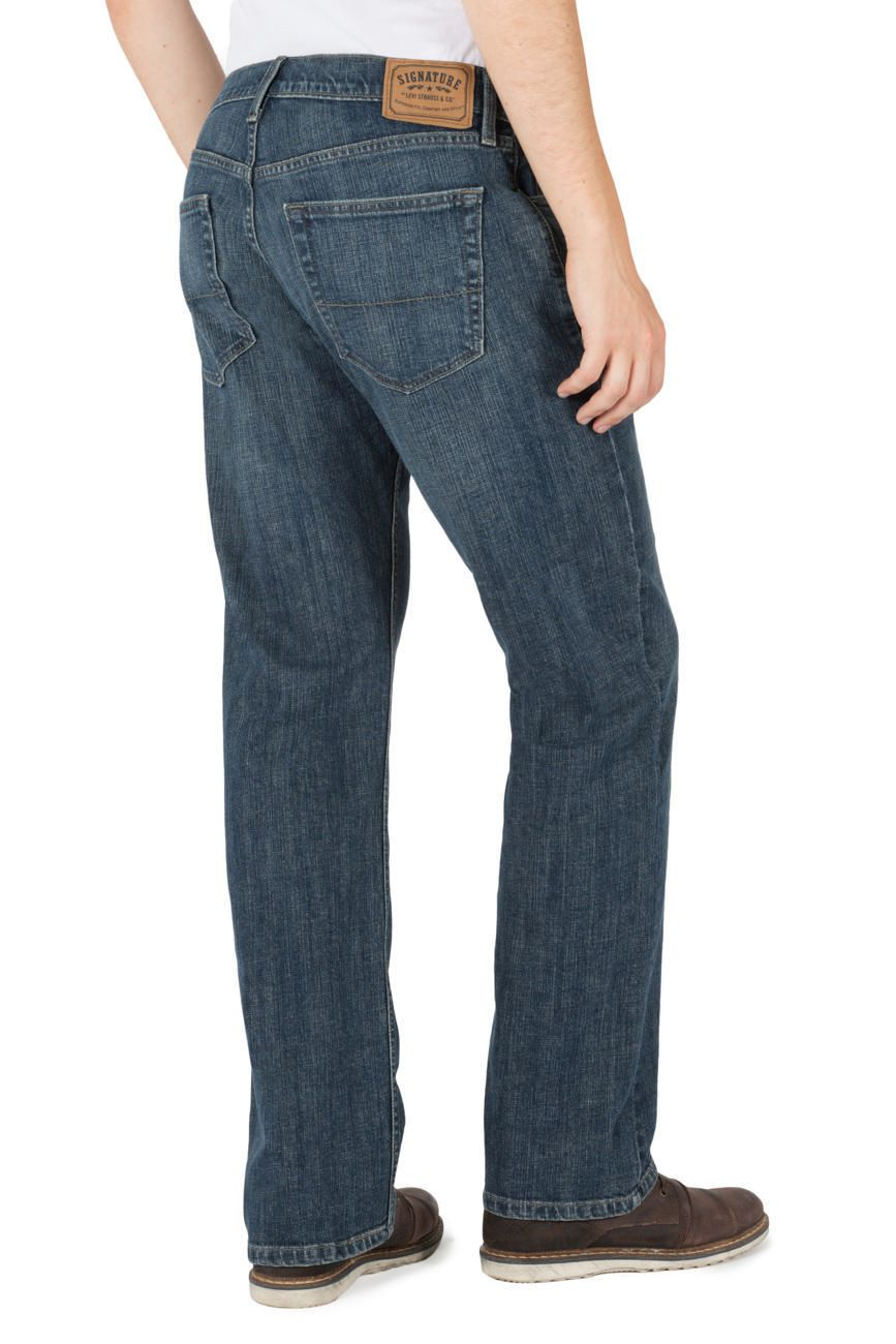 6e318683 Mens Signature by Levis Regular Fit Jeans Levi Strauss & Co Jeans