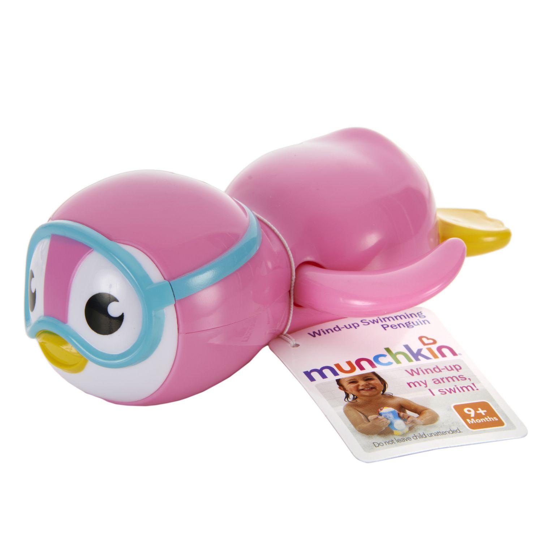 Munchkin Swimming Penguin Bath Toy   Walmart Canada