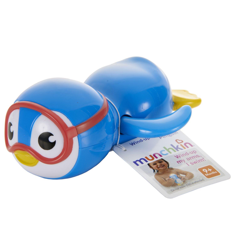 Munchkin Swimming Penguin Bath Toy | Walmart Canada