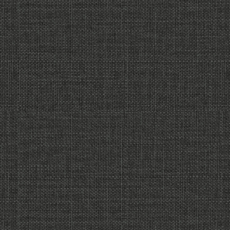 CorLiving Antonio Dark Grey Fabric Bench With Stud Detailing