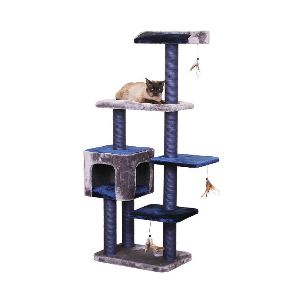 Pet pals petpals group midnight molly five leve cat tree walmart canada