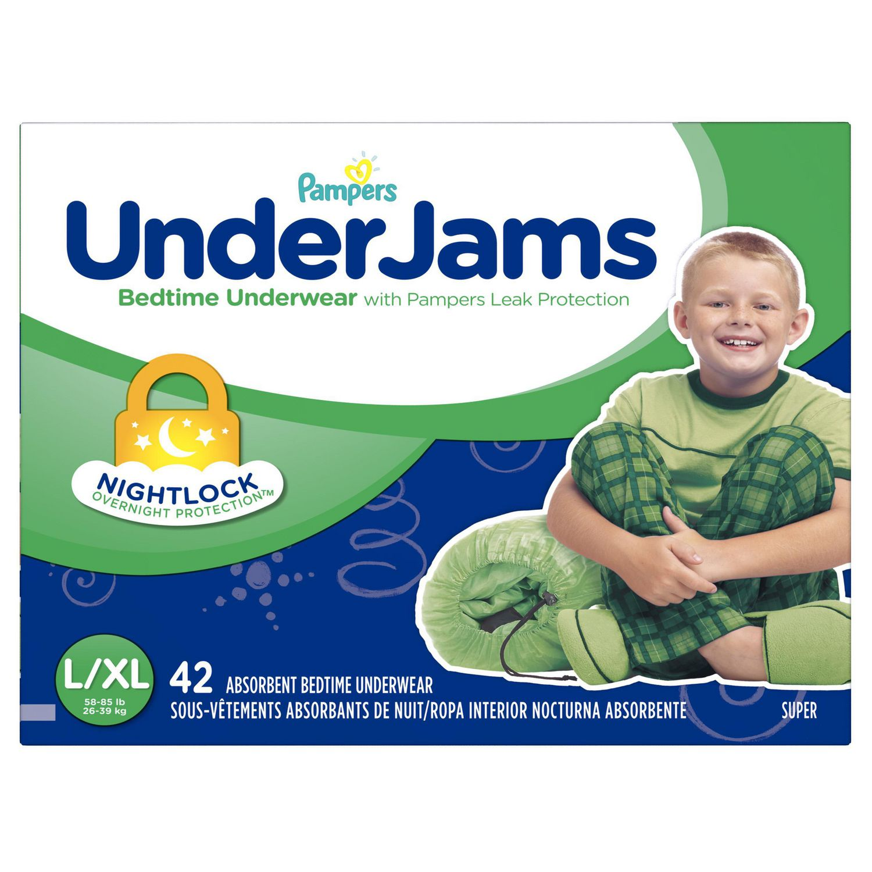 Training underwear for boy