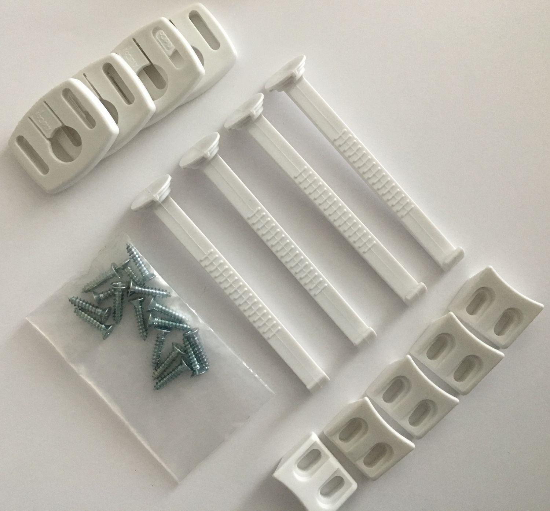 KidCo® Swivel Cabinet & Drawer Locks | Walmart Canada