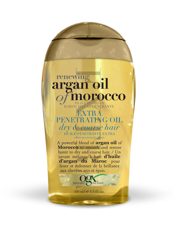 ogx renewing argan oil of morocco extra penetrating oil. Black Bedroom Furniture Sets. Home Design Ideas